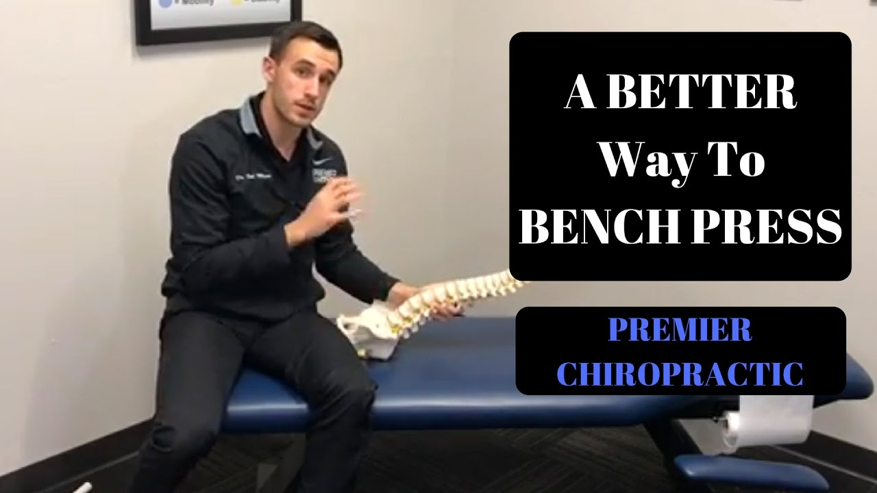 Functional Friday Episode #13 - A BETTER Way To Bench ...